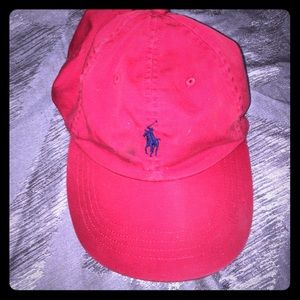 Ralph Lauren polo hat